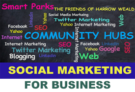 SOCIAL MARKETING FOR BUSINESS