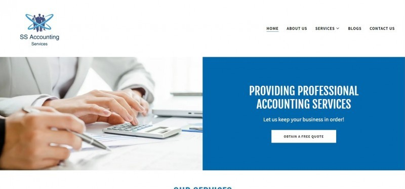 SS Accounting Services