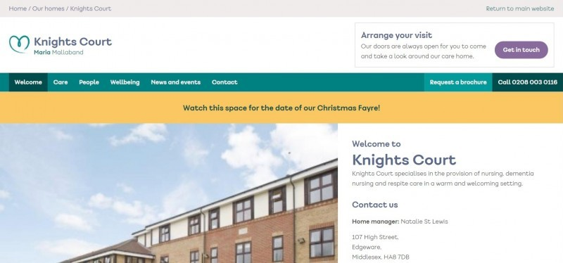 Knights Court Care Home