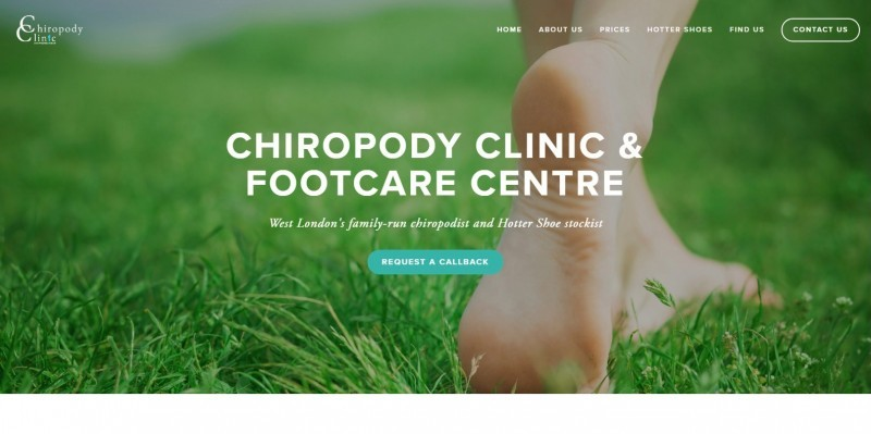 Chiropody Clinic And Footcare Centre