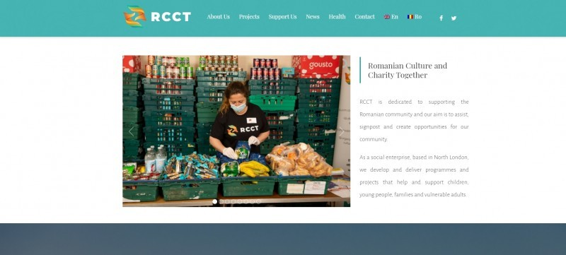Romanian Culture Charity Together