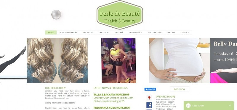 Perle De Beaute Health & Beauty