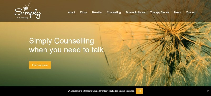 Simply Counselling CIC