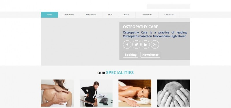 Twickenham Osteopathy Care - Lucy Pike