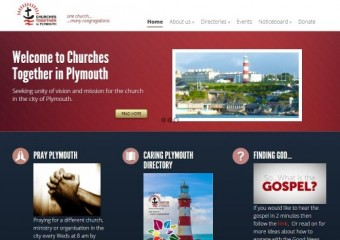 Churches Together in Plymouth