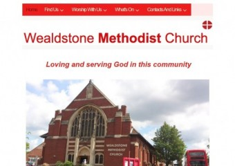 Wealdstone Methodist Church