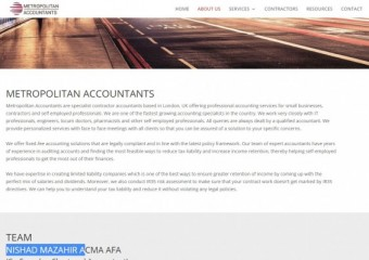 Metropolitan Accountants Ltd
