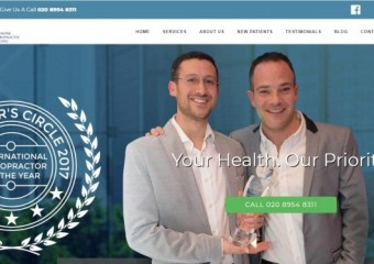 Stanmore Chiropractic Clinic