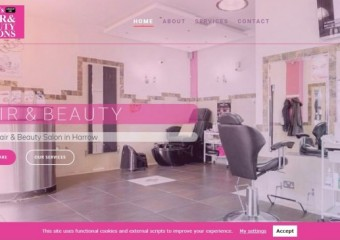 Salma's group of hair and beauty salons