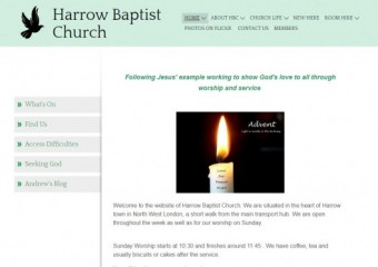 Harrow Baptist Church