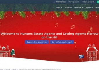 Hunters Estate Agents Harrow on the Hill