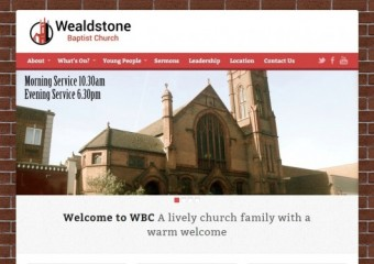 Wealdstone Baptist Church