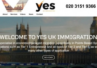 YES UK Immigration Ltd