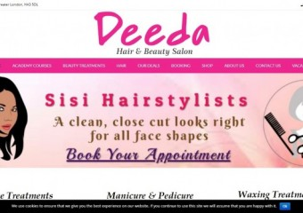 Deeda Hair And Beauty Salon