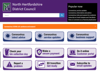 North Hertfordshire District Council