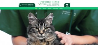 Barnfield House Veterinary Centre Ltd