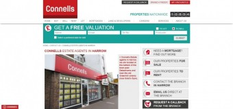 Connells Estate Agents in Harrow