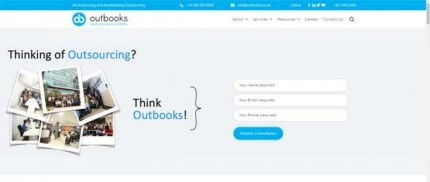 Accounts and Bookkeeping Outsourcing
