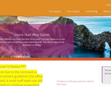 Home-Start West Dorset (HSWD)
