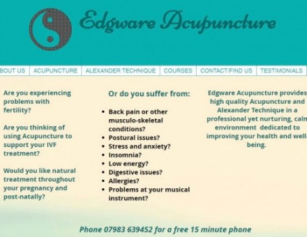 Edgware Acupuncture