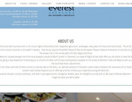 Everest Abercorn