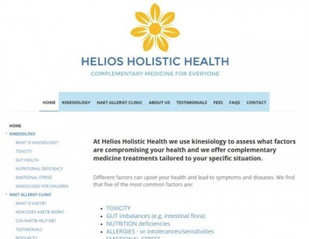 Helios Holistic Health