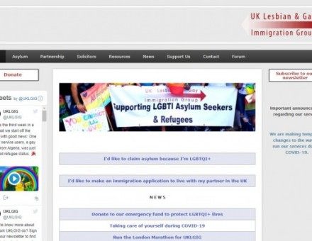 UK Lesbian & Gay Immigration Group