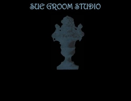 Sue Groom's studio
