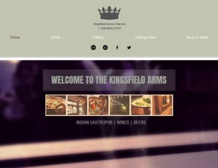 Kingsfield Arms