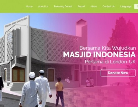 Indonesian Islamic Centre (IIC) - London