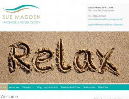 Sue Madden Massage & Reflexology