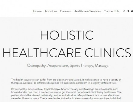 Holistic Healthcare Clinics