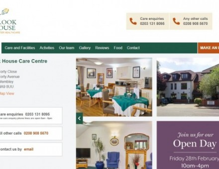 Barchester - Brook House Care Centre