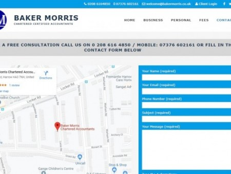 Baker Morris Chartered Accountants