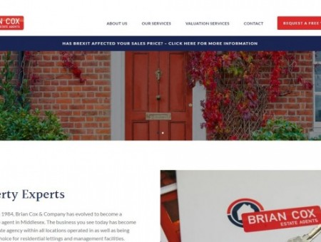 Brian Cox Estate Agents Harrow