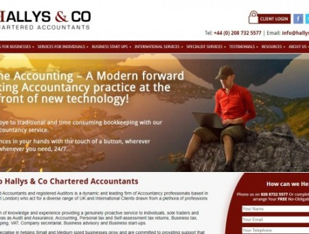 Hallys & Co, Chartered Accountants
