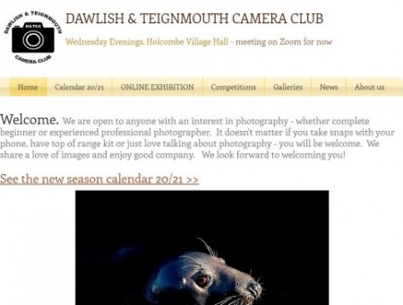 Dawlish & Teignmouth Camera Club