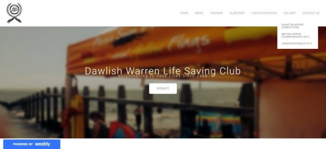 Dawlish Warren Life Saving Club