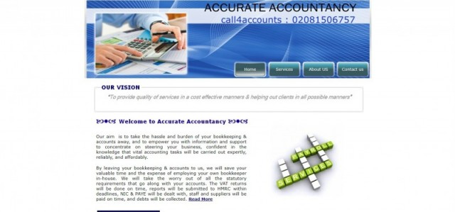 Accurate Accountancy