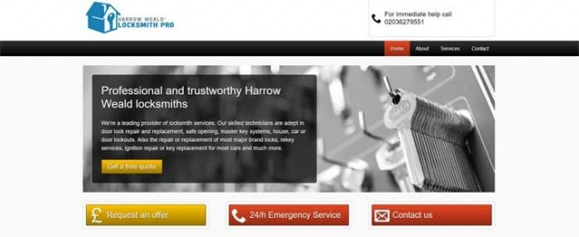 Harrow Weald Locksmith Pro