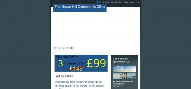 The Nower Hill Osteopathic Clinic