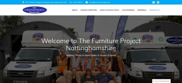 The Furniture Project Nottinghamshire